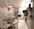Проект однокомнатной квартиры Спасо-Тушинский бульвар