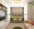 Проект квартиры неоклассика г. Москва