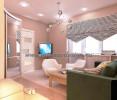 Проект 2-х комнатной квартиры МО