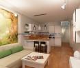 Дизайн проект квартиры в экостиле г. Зеленоград