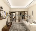 Проект однокомнатной квартиры Кленовый бульвар